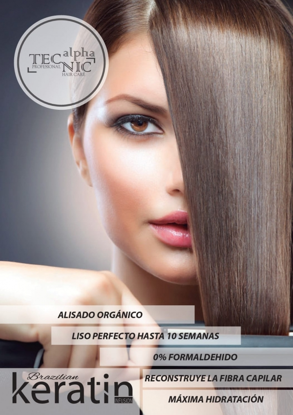 Brazilian Keratin 150ml. Alisa tu pelo en casa. Grau Cosmetics