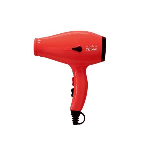 secador waveline tifone rojo