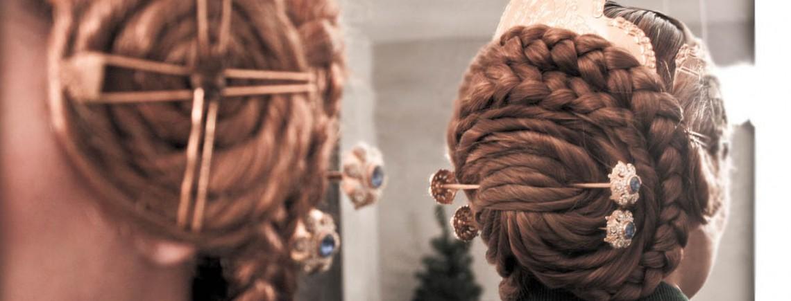 Peinado de fallera origen y tradición Grau Cosmeticos Mariné