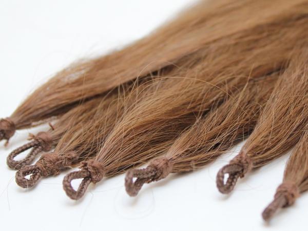 mallas de pelo virgen