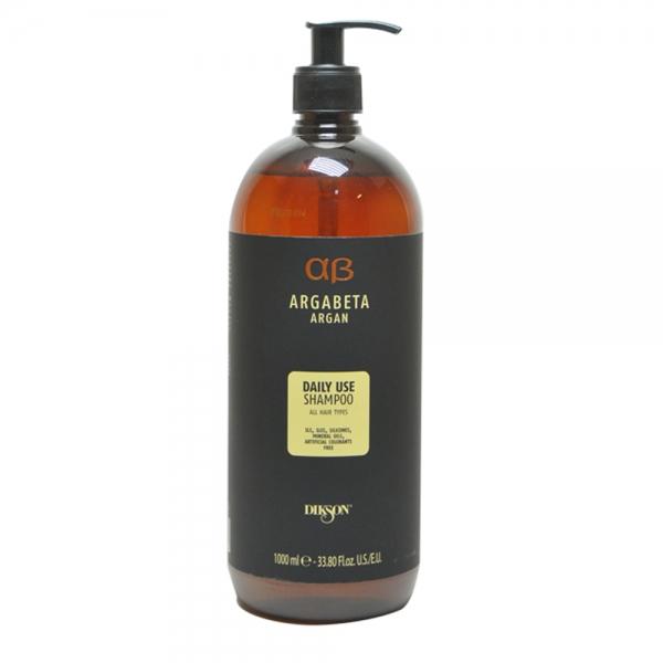 Shampoo Daily Use Argabeta Argan Grau Cosmeticos Marine