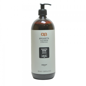 Shampoo Detox Argabeta Grau Cosmeticos Marine