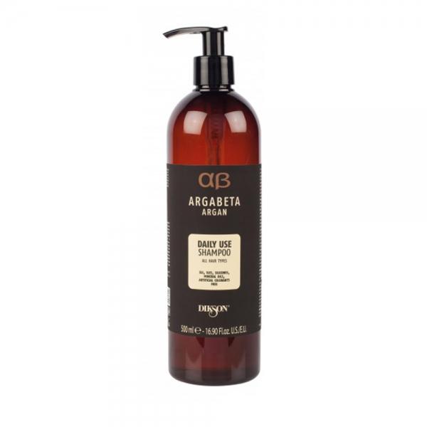 Daily Use Shampoo Argabeta Grau Cosmeticos Marine